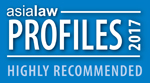 Asialaw Profiles 2017_Highly recommended.JPEG